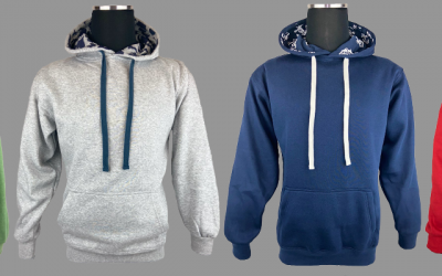 STEP UP YOUR HOODIE GAME!