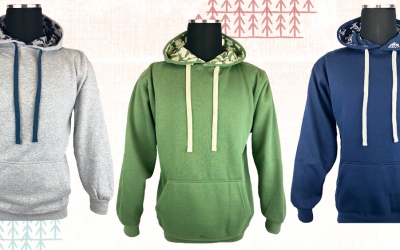 T.R. THREADS – LINED HOODIE